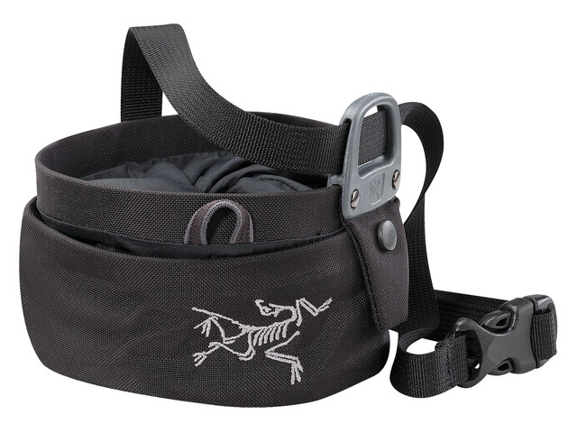 Arc'teryx Aperture - Bolsas para Tiza & Boulder - L negro